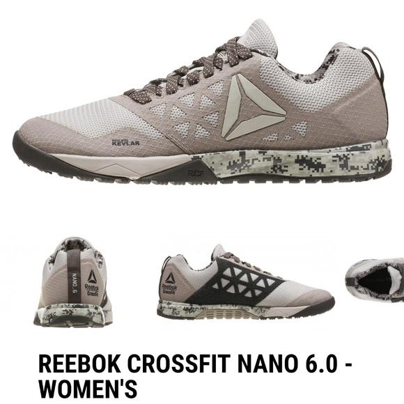 89d50d1a919 Reebok CrossFit Nano 6